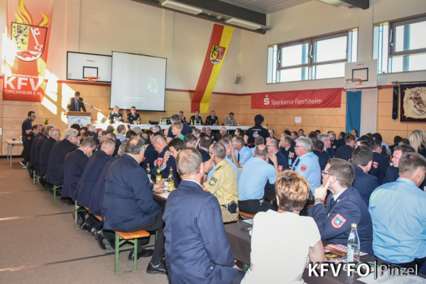 Kommandantendienstversammlung in Reuth